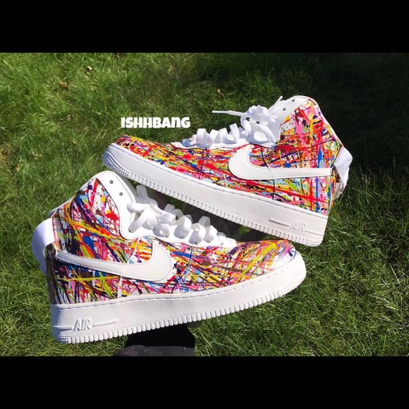 air force 1 customized